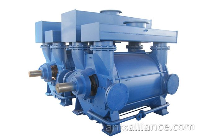 The application of water ring vacuum pump in thermal power