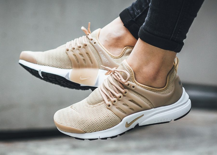 reputable site best place 100% high quality nike air presto cream christmas