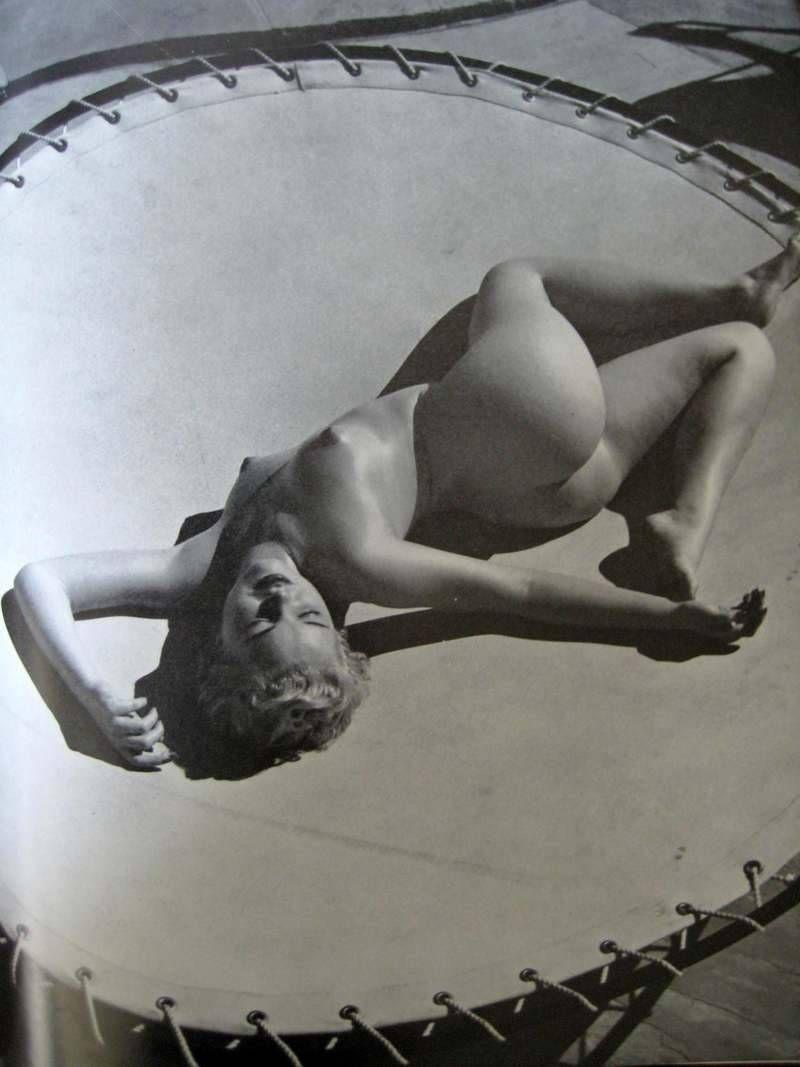 Marilyn monroe ballerina nude 10