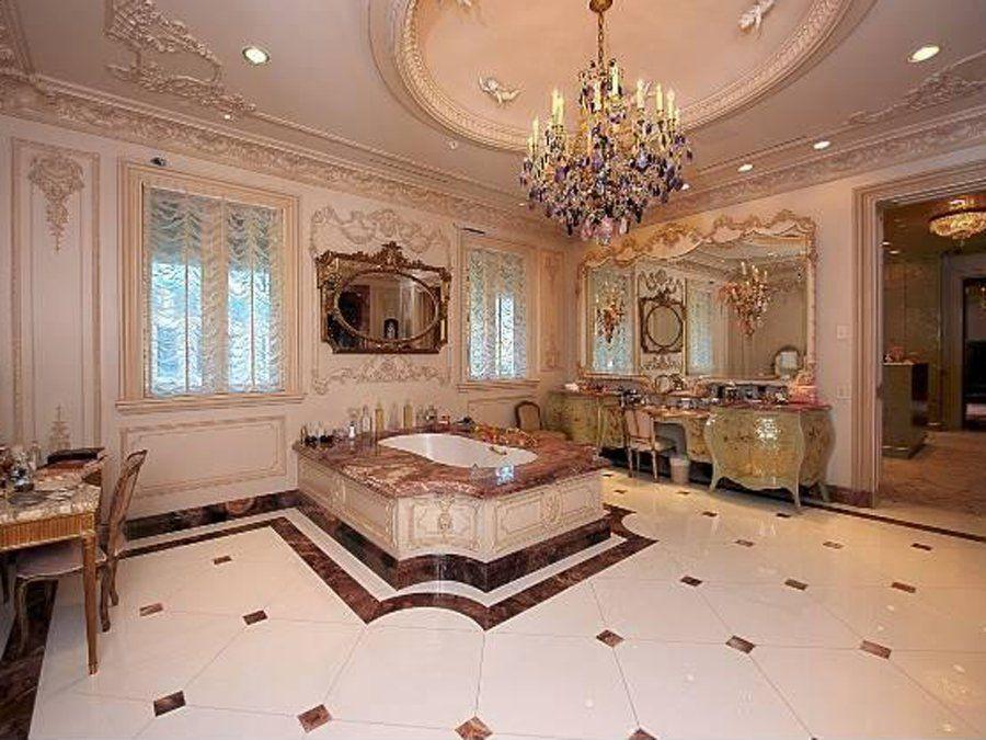 My dream home with my dream bathroom