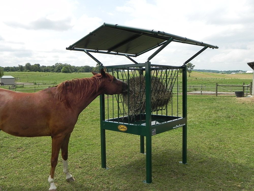 Small Square Bale Hay Feeders For Horses Horse T