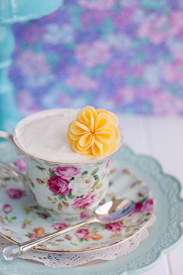 Lulu's Sweet Secrets: Mini Raspberry Trifle