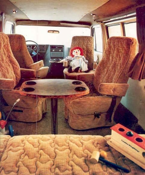 V8 VAN INTERIOR IDEAS   Custom V8 Van Conversion