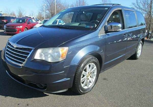 Ny Deal 2008 Chrysler Town Country Touring Limited Fully