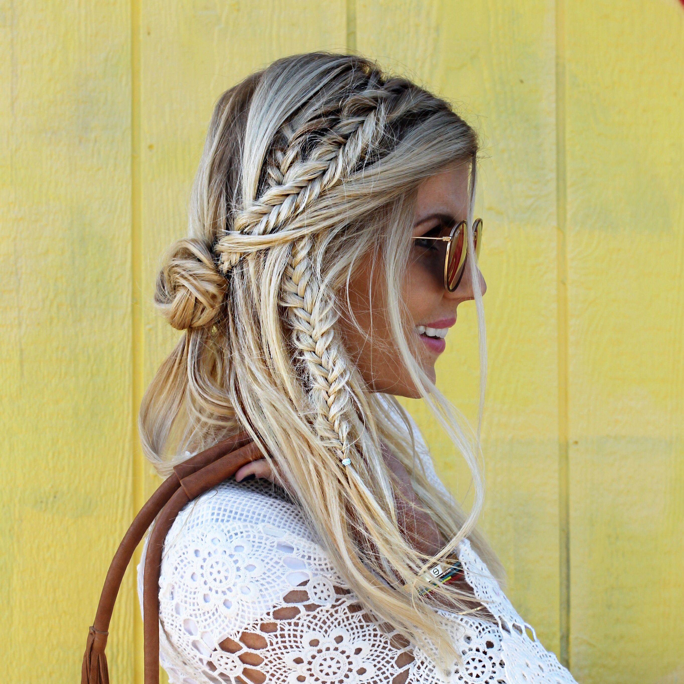Cute braids braid me pinterest braids hair and boho