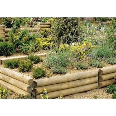 Bordure De Retenue Sauvage Jardiland Amenagement Jardin