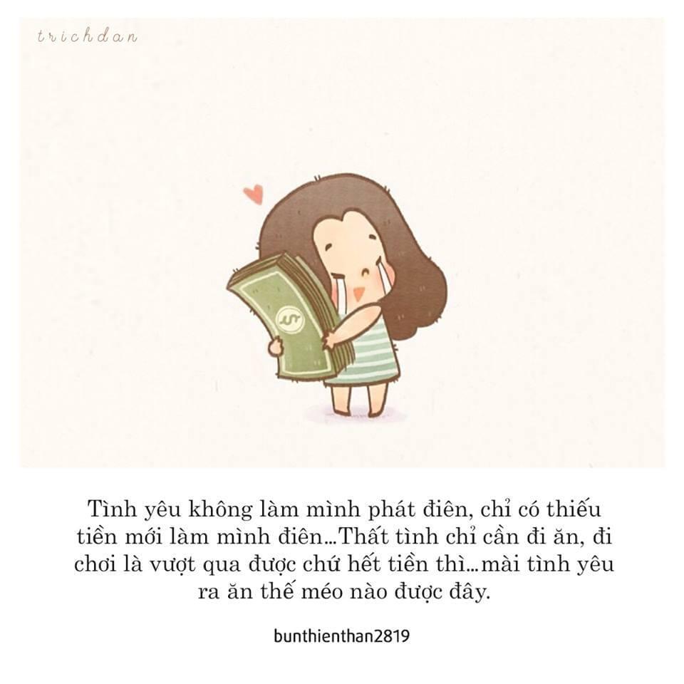 999+ Stt, tus, câu nói Vui, Hài hước về tình yêu và cuộc sống! | Lời trích về bạn bè, Quotes girls, Hài hước