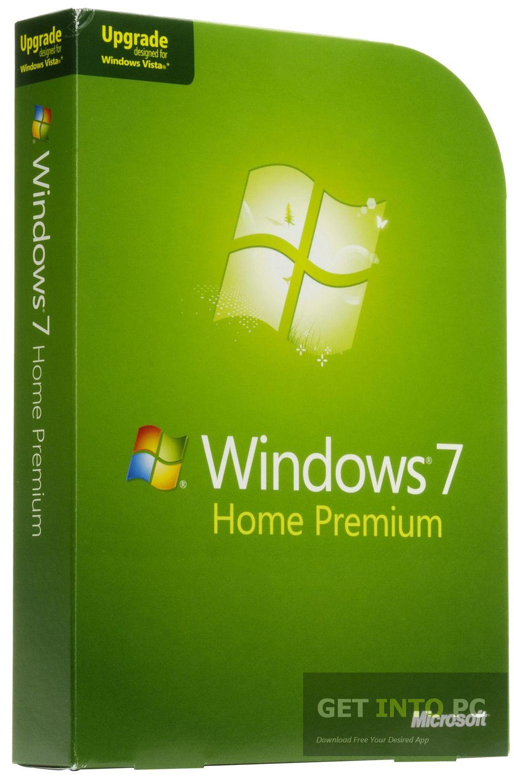 Windows 7 Home Premium Free Download ISO 32 Bit 64 Bit ...