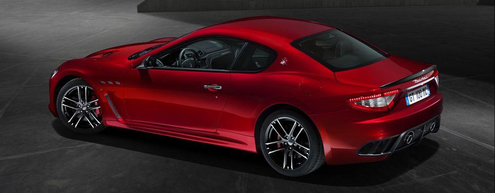 Maserati | Models | GranTurismo MC Stradale Centennial Edition | Intro