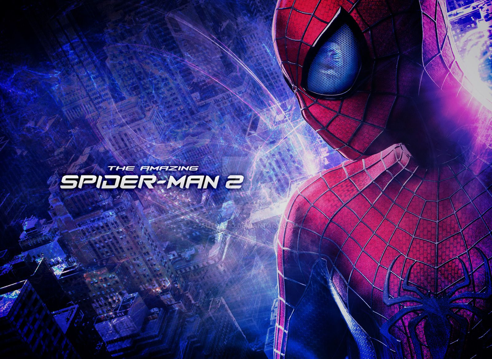 Peter Parker Wallpapers Wallpaper 1920x1440 The Amazing Spiderman 2