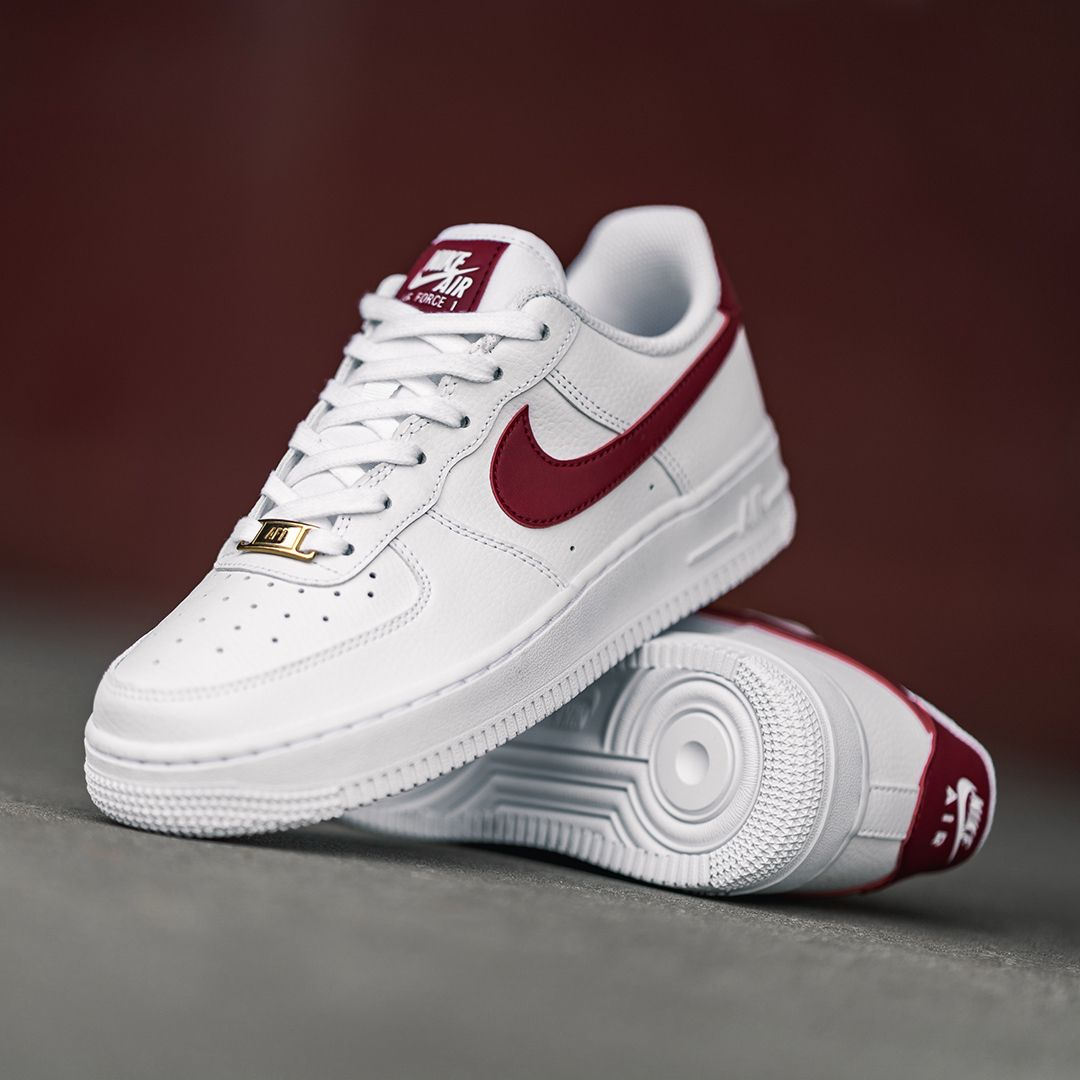 Nike WMNS Air Force 1 07 in weiss - AH0287-110 in 2020 ...
