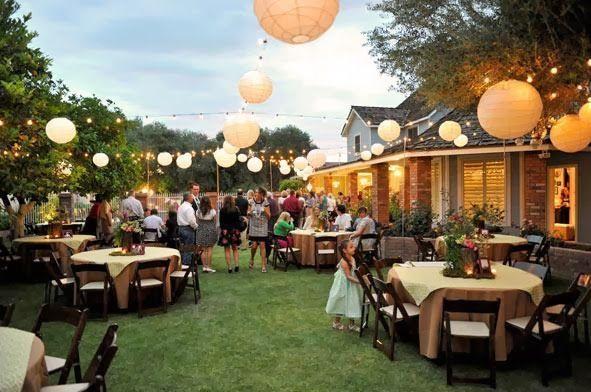 Outdoor Graduation Party Ideas | Amusing Graduation Party ...