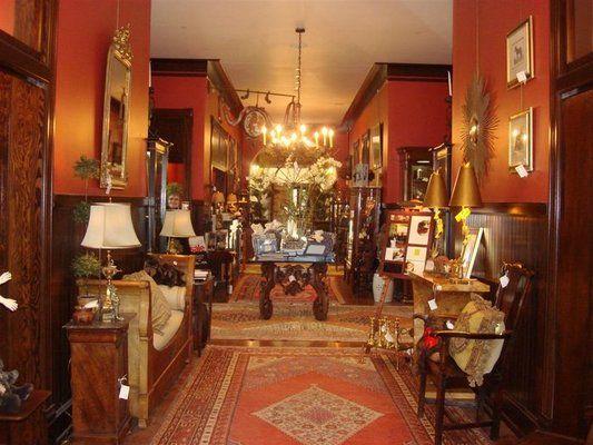 Kansas City Webster House Antiques Restaurant Missouri Overland Park