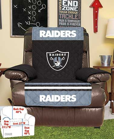 Awe Inspiring Nfl Chair Recliner Covers Nfl Teams Recliner Cover Machost Co Dining Chair Design Ideas Machostcouk