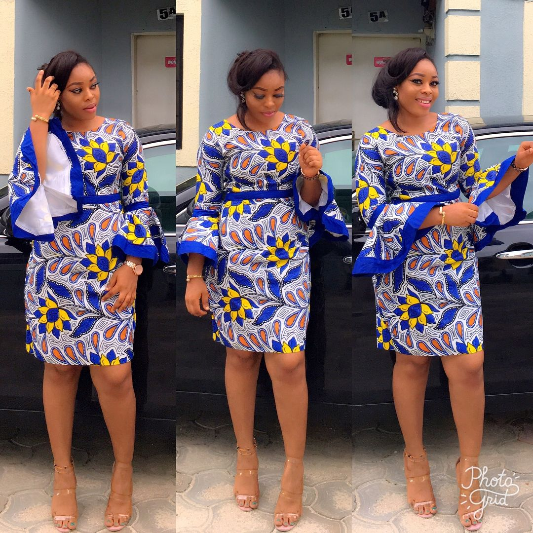 Unleash Your Style In These Jaw-Dropping Ankara Styles - Wedding ...
