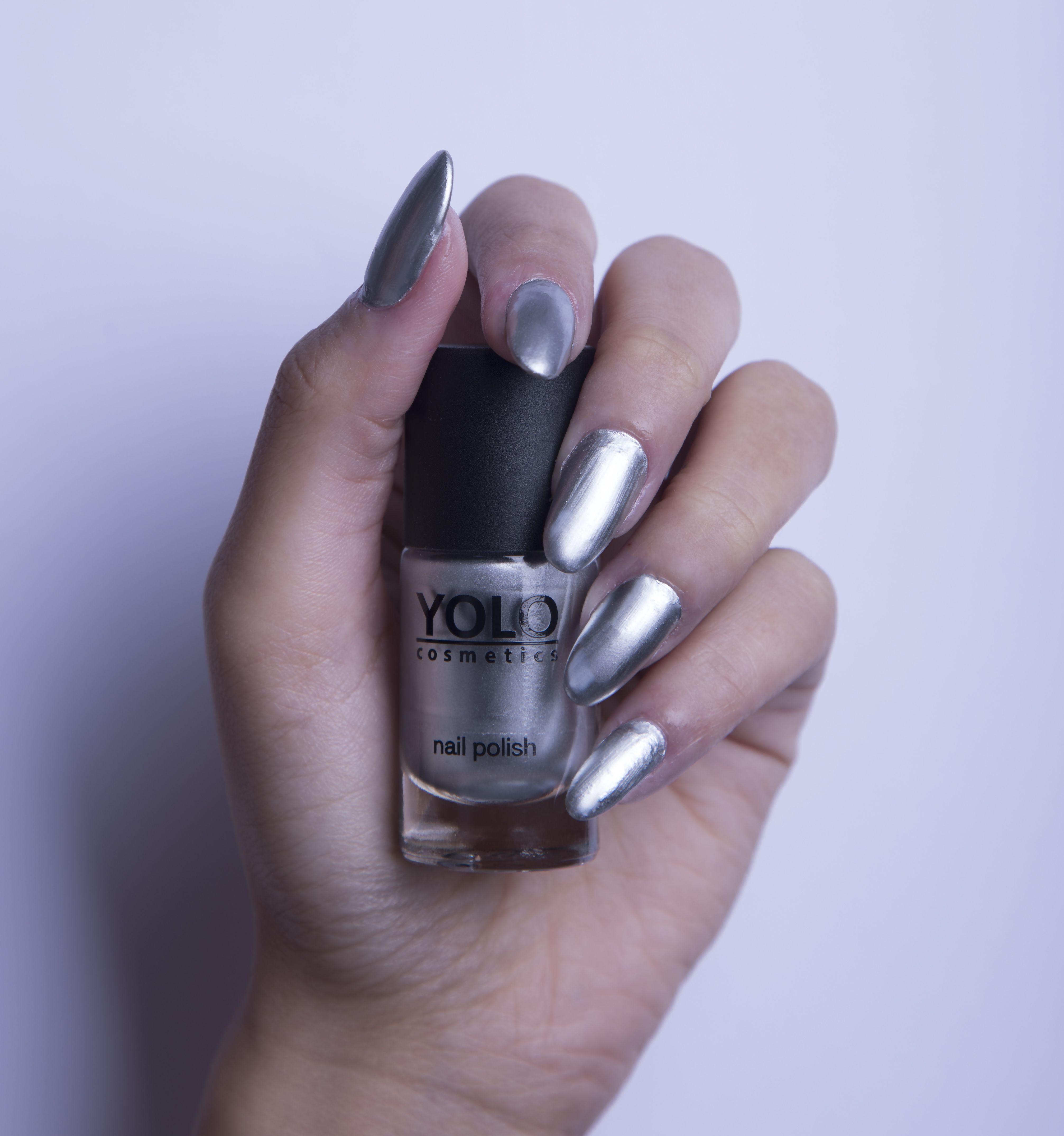 160Mirror Nail polish, Nails, Nail manicure