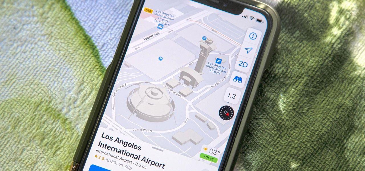The Easiest Way to Unlock Apple Maps' Hidden 3D View « iOS