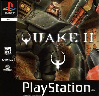 Quake Ii Pal Español Para Psx Game Pc Rip Juegos Psx Juegos De Ps1 Play Stations