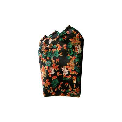 $12, Royal Silk Maple Floral Silk Pocket Square By. Sold by Royal Silk. Click for more info: https://lookastic.com/men/shop_items/155714/redirect