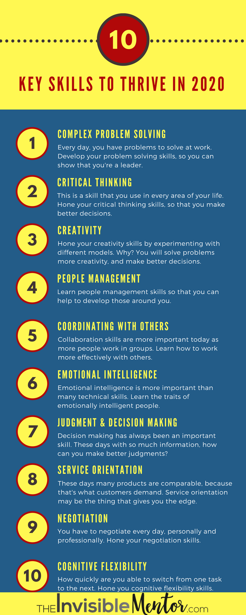 learning 10 key skills for work  getting ready to thrive in 2020