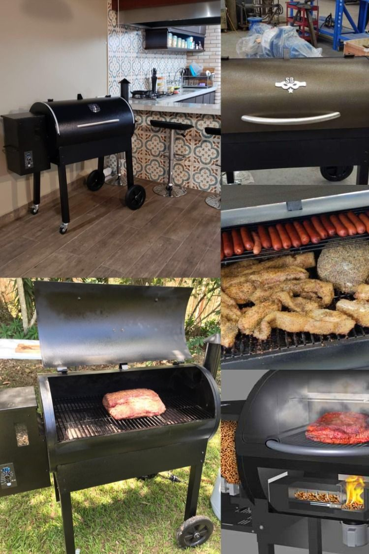 2021 Fashion Bbq Commercial Electric Control Outdoor Bbq Wood Pellet Grills Smoker View Pellet Smoker Grill Heying Product Details From Haining Heying Heating Bbq Wood Pellets Wood Pellet Grills Pellet Grills Smokers