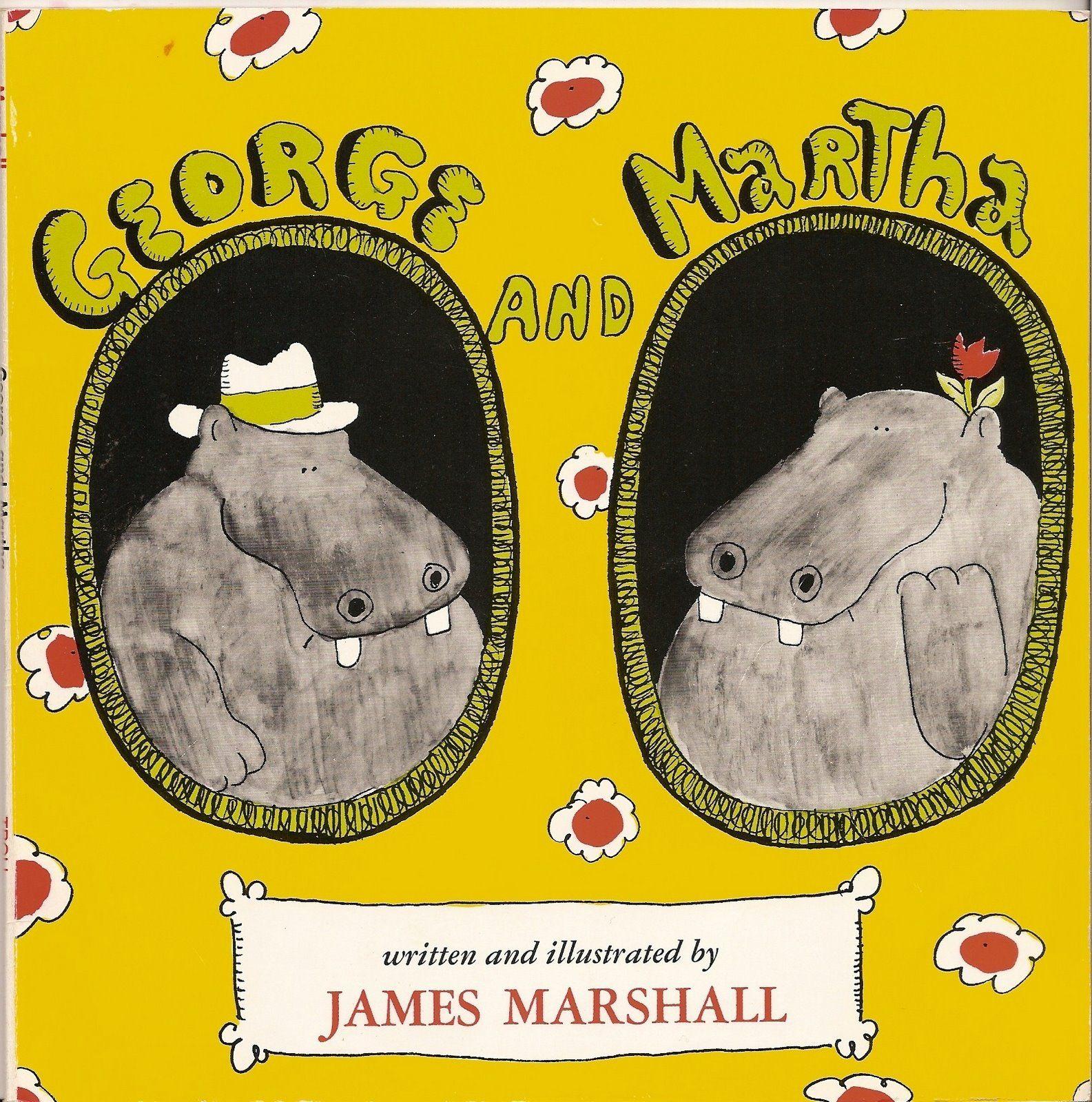 George And Martha Not The Washingtons