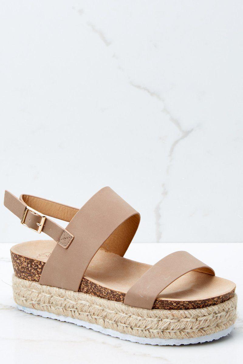 Flatform sandals, Heel sandals outfit