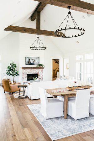 Modern Farmhouse Tour with Texas Forever Farmhouse — Farmhouse Living