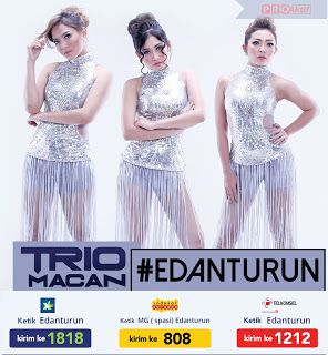 Trio Macan Edan Turun Mp3