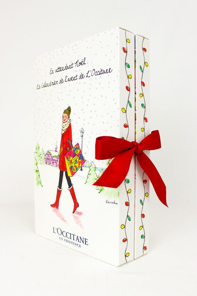 Calendrier De L'avent My Little Box : calendrier, l'avent, little, L'Occitane, Little, Paris, Calendrier, L'Avent, Détonant, L'avent,, L'avent, Beauté,, Cosmétique