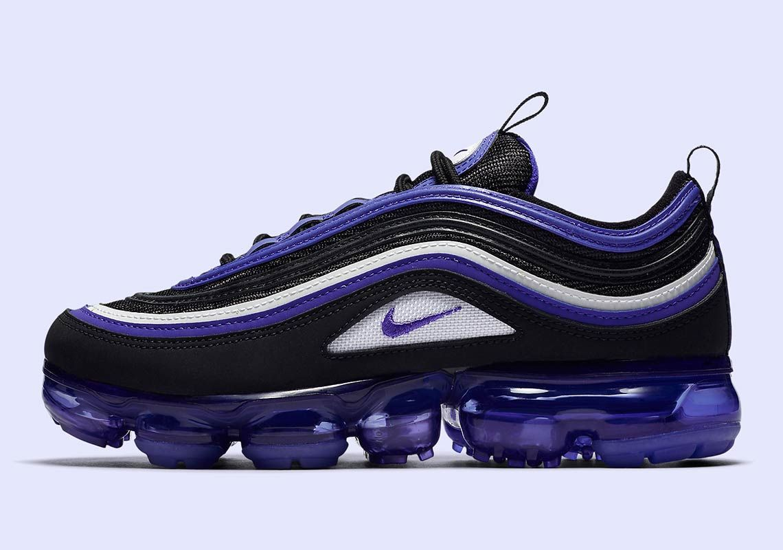 new concept 8cdf6 17403 The Nike Vapormax 97 Persian Violet Is Releasing In Grade ...