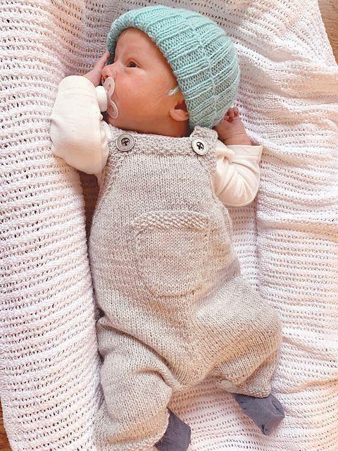 Photo of Baby Dungaree | Snekkerbukse pattern by Gudrun Loennecken