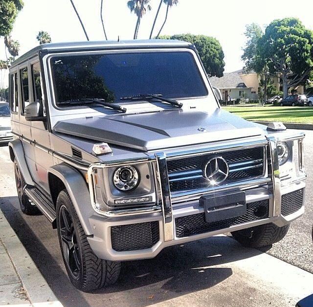 Mercedes G Wagon, G Wagon, Benz G