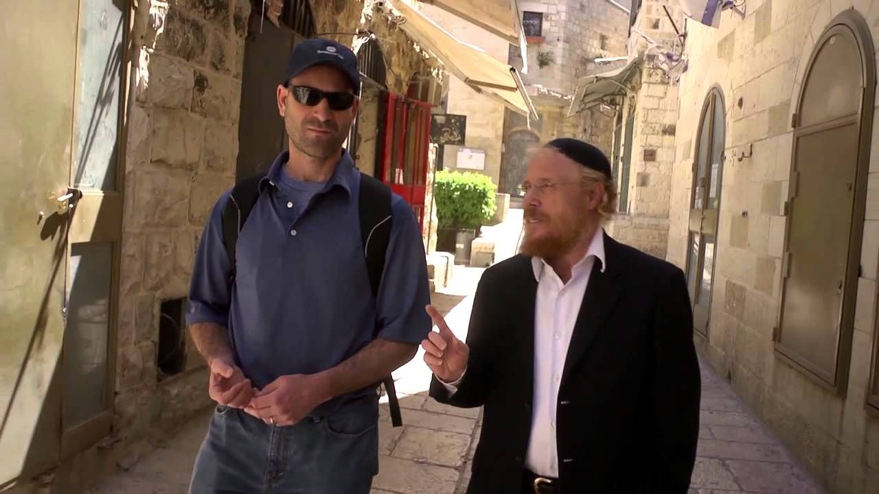 Rabbi David Aaron | Kabbalah Me Docu.