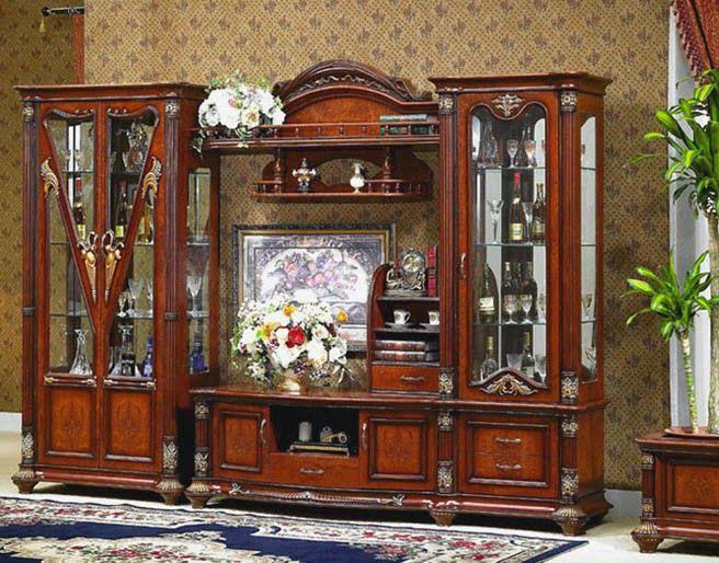 Si sos amante de los muebles de la abuela, este copero o vajillero, es