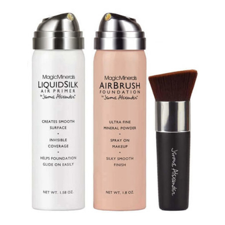 MagicMinerals AirBrush Foundation Kit (With images