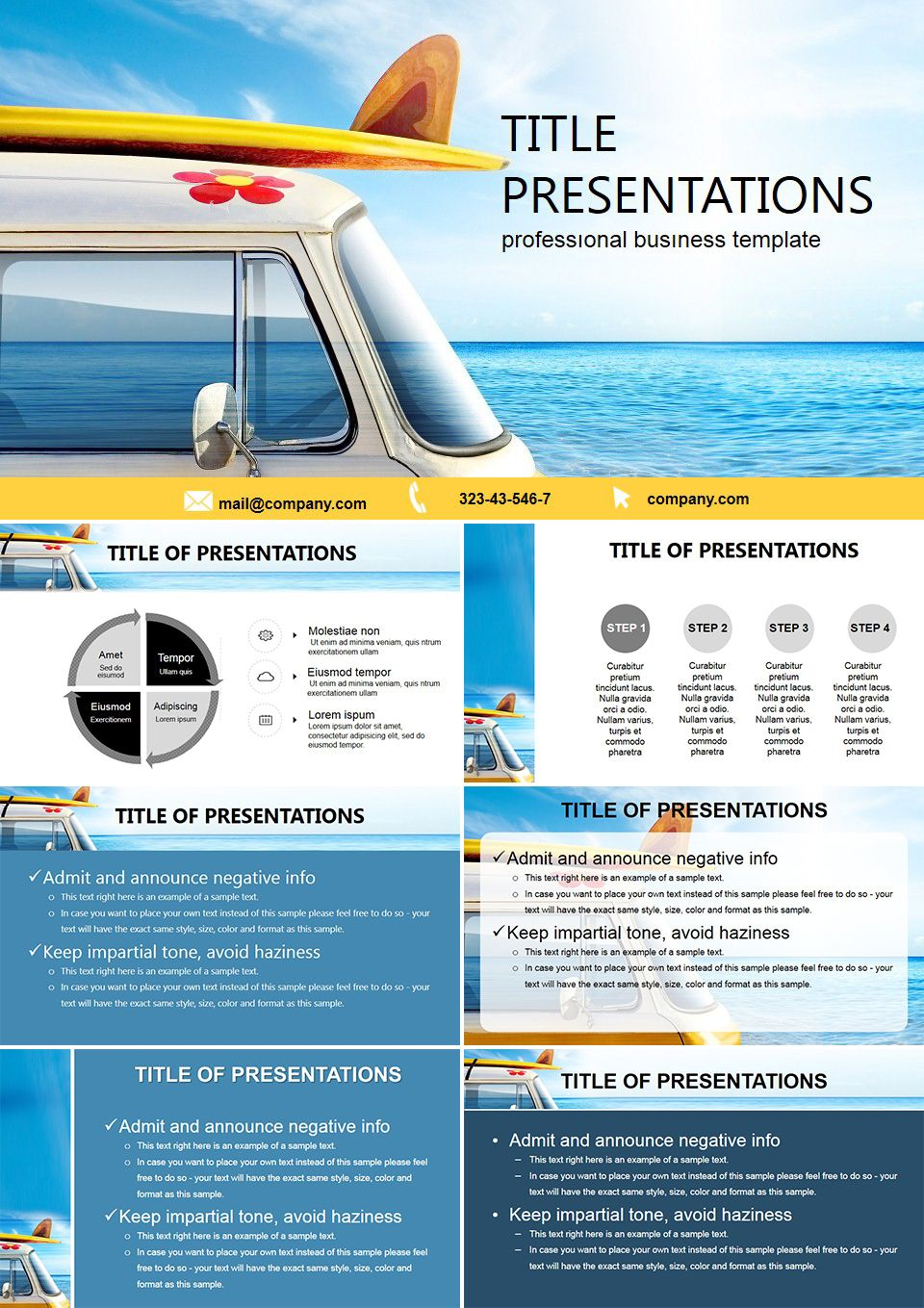 Travel project powerpoint template ppt template download travel project free powerpoint template toneelgroepblik Images