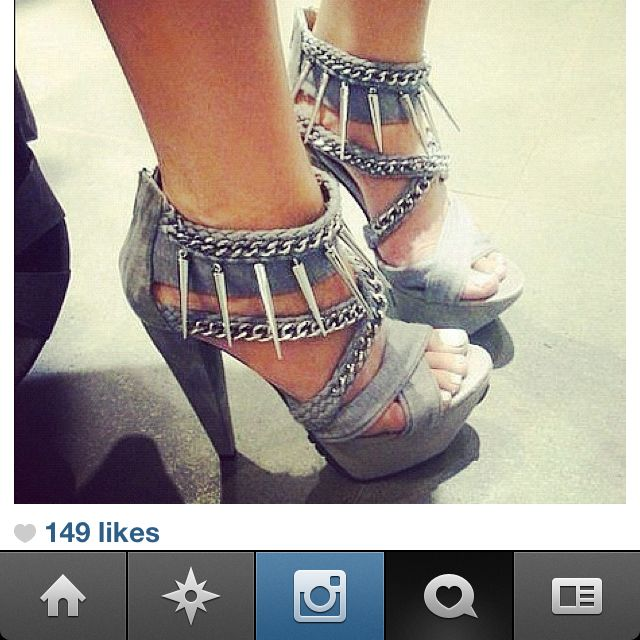 spikes are a little overkill, but so cute otherwise!!!
