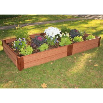 Frame It All Raised Garden Bed Kit 4 X 8 X 12 Raised Garden Raised Garden Beds Cedar Raised Garden