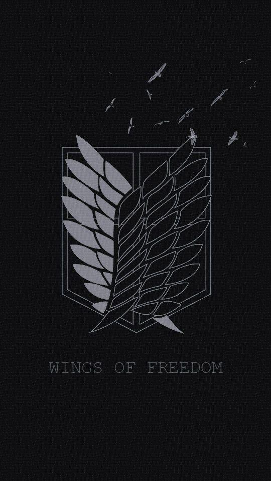 Shingeki No Kyojin Scouting Legion Wings Of Freedom Papel De Parede Anime Tropa De Exploracao Animes Wallpapers