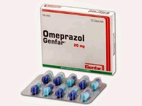 problemas de erección de omeprazol