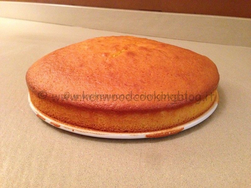 Ricetta torta all\'arancia con Kenwood | Kenwood Cooking Blog ...