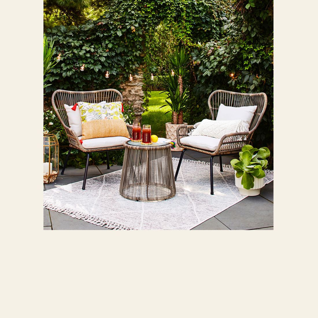 Patio Ideas & Inspiration : Target in 2020 | Beautiful ... on Target Outdoor Living id=52144