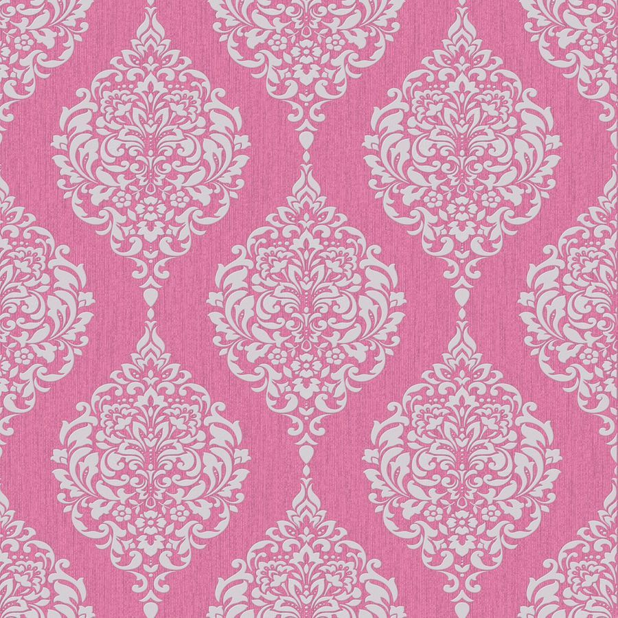 Pink Damask Wallpaper Bedroom Graham Brown Pink Paper Damask Wallpaper 20 739 Pink Textured