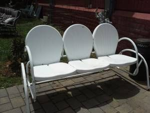 Richmond Va All For Sale Wanted Classifieds Vintage Glider Craigslist Vintage Metal Glider Metal Lawn Chairs Gliders