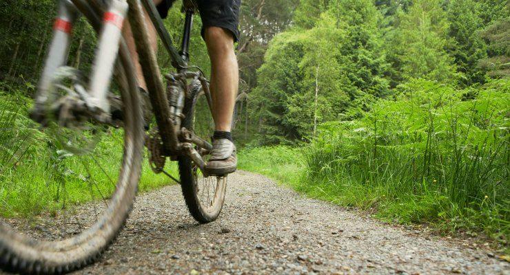 Places to Ride a Bike in Greenville Bike trails, Bike