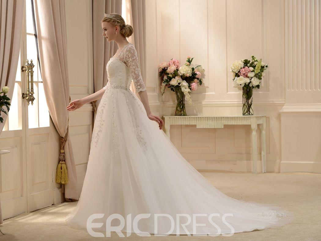 Pin by whitney wagner on wedding pinterest beaded wedding dresses