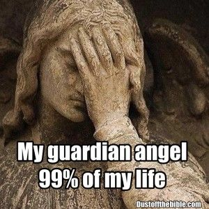 c82515f14c27741eb39d9a38537a67eb guardian angel meme christian memes pinterest angel meme, meme