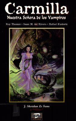 Primera mujer vampiro en la literatura. Basado en la Condesa Elizabeth Bathory (La Condesa Sangrienta)