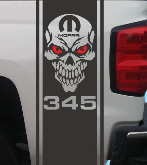 Product Dodge Ram Two Color Hemi Rear Bed Viny Decal Stripes Truck Graphics T 217 Diesel Trucks Truck Graphics Muscle Cars Dodge cummins truck wallpaper image 215